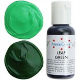 leaf green gel food colouring