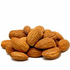 almonds-unsalted Home